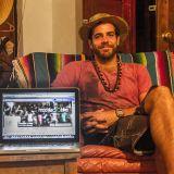 Podcast 2# Professor de física pedala pelo mundo (feat. André Fatini)