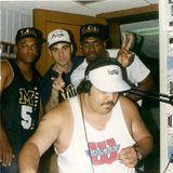 Manny Cuevas Feat DJ Sneak, Roy Davis Jr. & L.A. Williams On 91.5 FM WPRK 7 - 14 - 95'