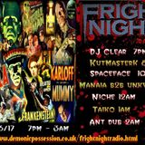 Fright Night Radio 16th June Niche
