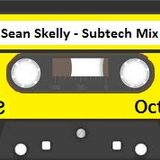 Sean Skelly - Sub Tech Mix @ ade Oct13