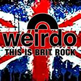 THIS IS  BRIT ROCK. A WEIRDO MIXTAPE