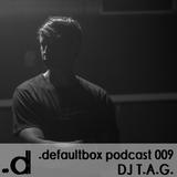 Dj T.A.G. / Tresor Berlin ( defauldbox Podcast #009 ) Vinyl Mix