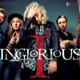 Interview With Nathan James from Inglorious - Friday NI Rocks Show 29th July 2016