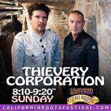 Thievery Corporation - Cali Roots Fest May 28th 2017 Soundboard