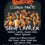 Steve Lawler - Live @ VIVa Warriors Closing Party, Sankeys Club, Ibiza, Espanha (12.09.2012)
