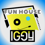-- IGGY -- live @ FUN HOUSE