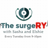 The SurgeRY - with Sasha & Elshie Podcast Tuesday 24th February 9pm