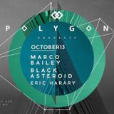 Eric Harary Live @Polygon, Brooklyn Oct 13th 2018 w/Marco Bailey