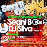 DJ SILVA & SEANI B BIG N BASHY XMAS PARTY LIVE SET @ THE CORNER CLUB BOLTON