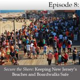 Secure the Shore: Keeping New Jersey's Beaches and Boardwalks Safe