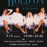 90's R&B Live Mix by OIBON at HOLD ON Vol.3 13th September 2017