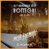 Botteghi Live DJ SET with Merk & Kremont @ NUMA (Bologna)