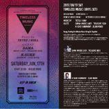 DJ K-SUKE 2017 6.17 TIMELESS MUSIC (3TURNTABLE VINYL ONLY  SET) @CLUB MOVE SHIGA