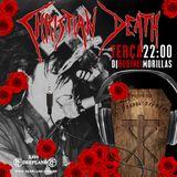 PROGRAMA FUNERÁRIA - Especial Christian Death - DJ RODINEI MORILLAS