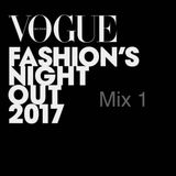 VOGUE Fashion´s Night Out Germany 2017 Mix One