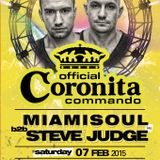 Coronita Commando vol.1 @ Irish Castle Pub Nové Zámky 7.2.2015 (full party)