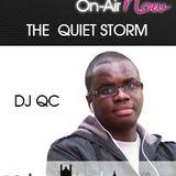 DJ QC Quiet Storm - 101017 - @melronkixie