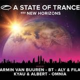 A State Of Trance 650 (Disc 3) Mixed by Aly & Fila