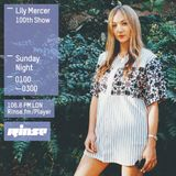 The Lily Mercer Show | Rinse FM | March 29th 2015 | 100th Show