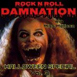 ROCK N ROLL DAMNATION VOL. 3 - HALLOWEEN