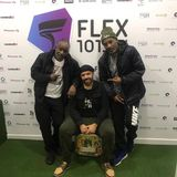 DJ Kane with guests Ragga Twins (Interview Part 2) Flex FM 02.10.18