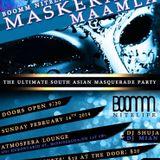 DJ SHUJA  Masquerade Party TEASER ....  www.djshuja.com