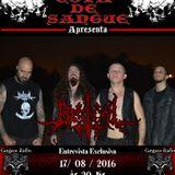 Programa Cova de Sangue - Cangaço Rádio Rock - #15 - Entrevista com a Banda Bestial (17.08.2016)