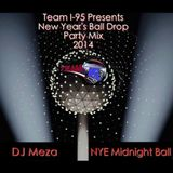 NYE MIDNIGHT BALL 2014