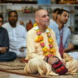 Su Santidad Hanumatpresaka Swami - Luz del Bhagavata