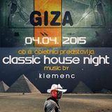 kLEMENC live @ GIZA 04.04.2015 (part 1)