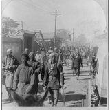 La Guerre des Boxers en Chine 1896