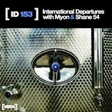 International Departures 153