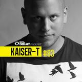100% DJ - PODCAST - #83 - KAISER-T