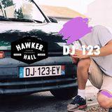 DJ 123 for Hawker Hall
