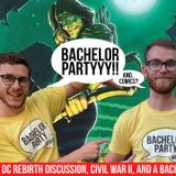 DC Rebirth Discussion, Civil War II, and a Bachelor Party | Comic Chat with Gat 53