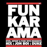 Funkarama November 2013