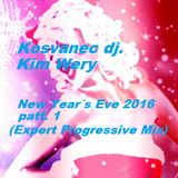 Kosvanec dj. Kim Wery - New Yearś Eve 2016 part.1 (Expert Progessive Mix)