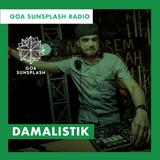 Goa Sunsplash Radio - Damalistik [13-04-2019]
