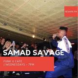 Funk U Cafe 06 (Samad Savage) I Newark Radio Co-Op