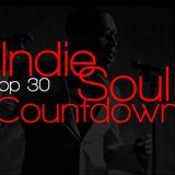 The Indie Soul Top 30 Countdown  Sat 21st April
