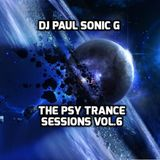 DJ PAUL SONIC G Present THE PSY TRANCE Sessions  vol 6