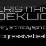 E.S.A. by Cristian Deklic-on Progressive.Beats 22.05.2015