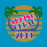 The Spring Break Août 2019 volume 02 music by dj toche