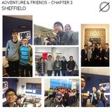 ADVENTURE & FRIENDS CHAPTER 2: SHEFFIELD