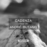 Cadenza Podcast | 257 - André Butano (Source)