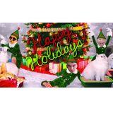 DJ Team Family Three - 3rd Round Knockout under the Christmas Tree