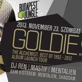 Shadam - Bladerunnaz Goldie, BBM room @ Corvinteto