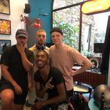 Mistiche Vibre, All Good Soundsystem, Kaius Jarvensivu a Radio Amblé 26/06/2019