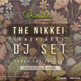The Nikkei Conspiracy DJ Set by Abe Borgman @ Osaka (Lima, Peru)
