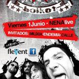2012 06-02 12:06 56'a.m. Boikot @ Costa Rica - La Nena Live